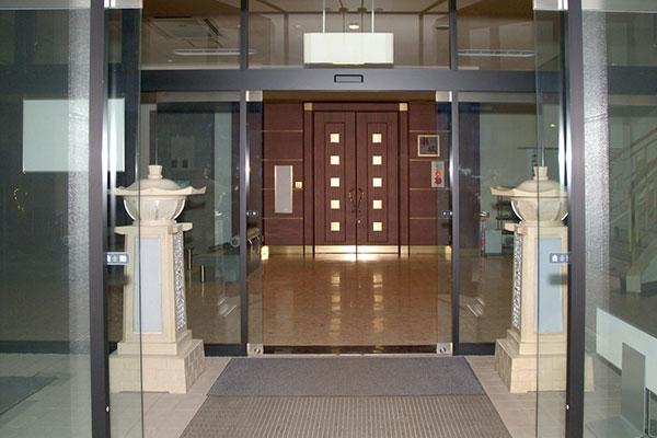 慈光殿玄関