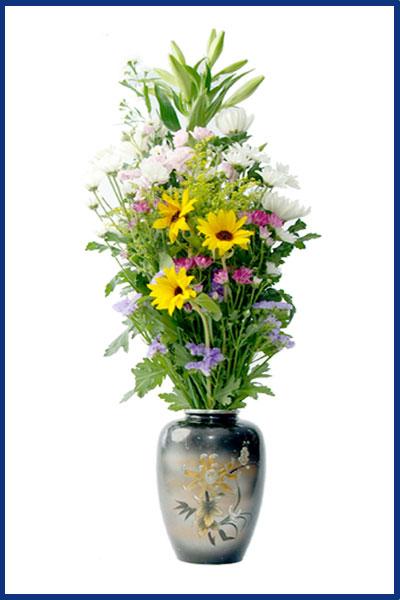 花瓶に挿すタイプの仏花