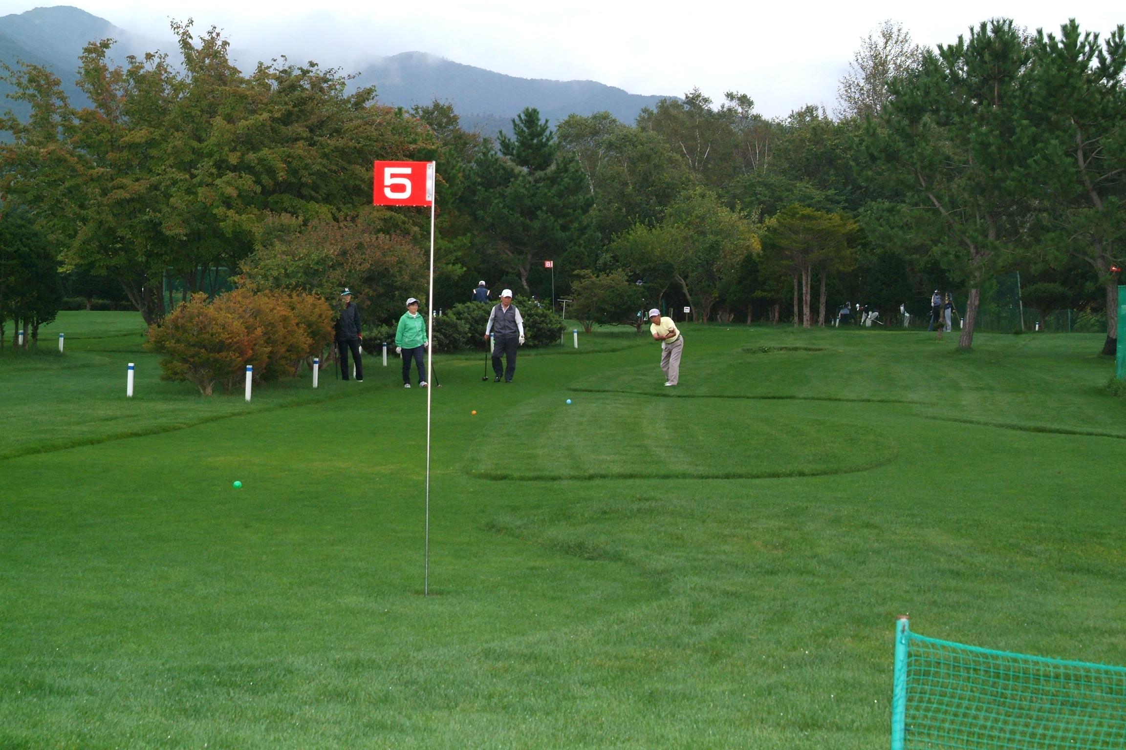 第15回伊達公益社パークゴルフ大会